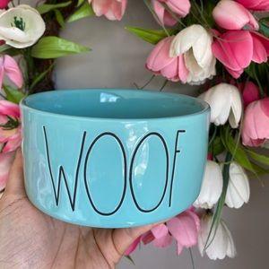 rae dunn blue bowl